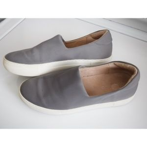 J/Slides Platform Shoe Size 10 Grey